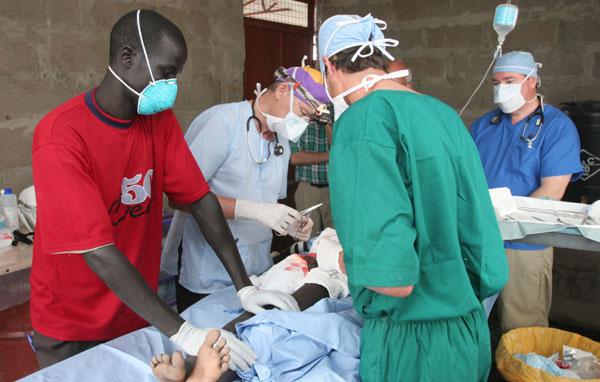 Sudan: Medical